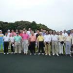'13ゴルフ集合写真